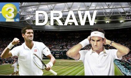 Wimbledon Draw: Djokovic & Federer Eye Strong R1 Opponents   Three Ep. 49