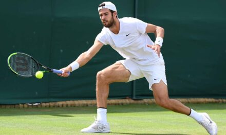 Khachanov Continues Russian Charge; Reaches Wimbledon QF In Five-Set Thriller